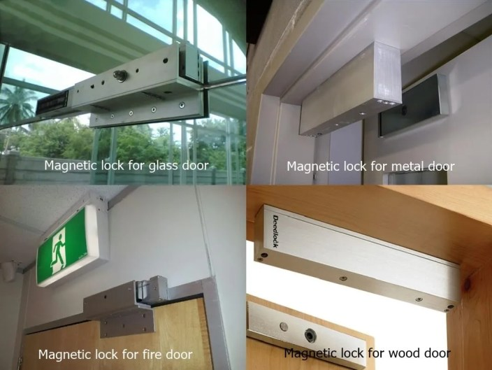 Maglock application - What is a Maglock in door access control system?