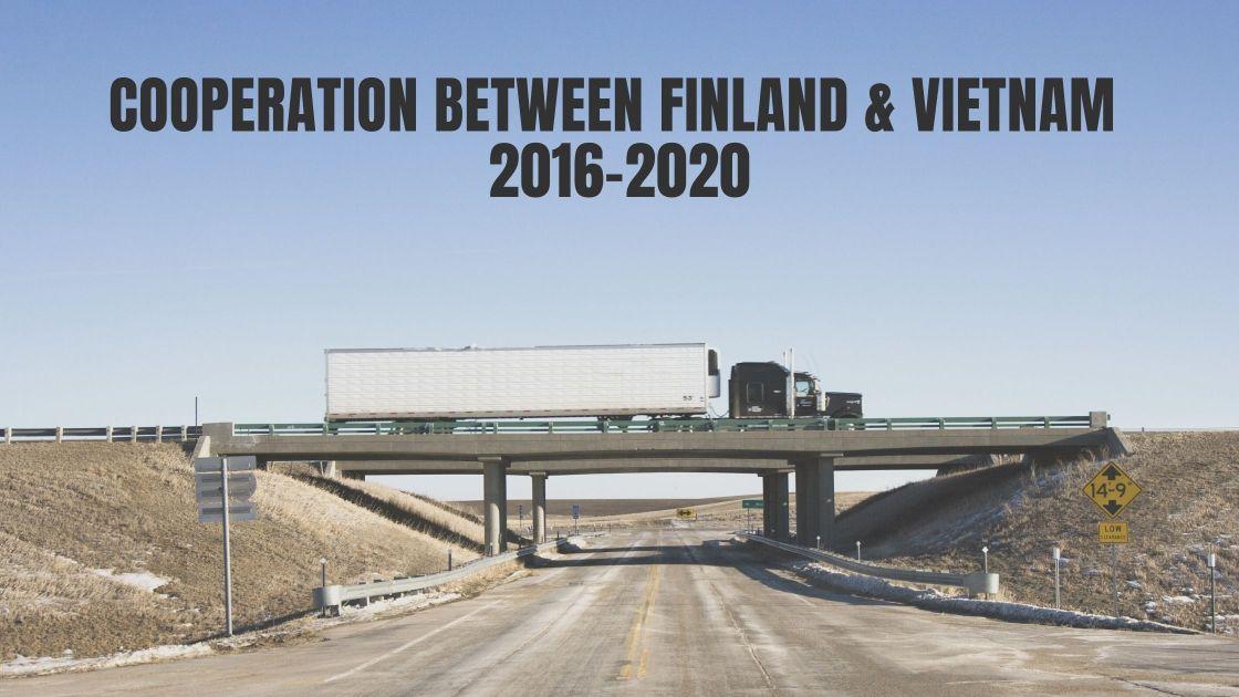 Finland Vietnam 2016-2020