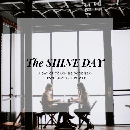 THE SHINE DAY