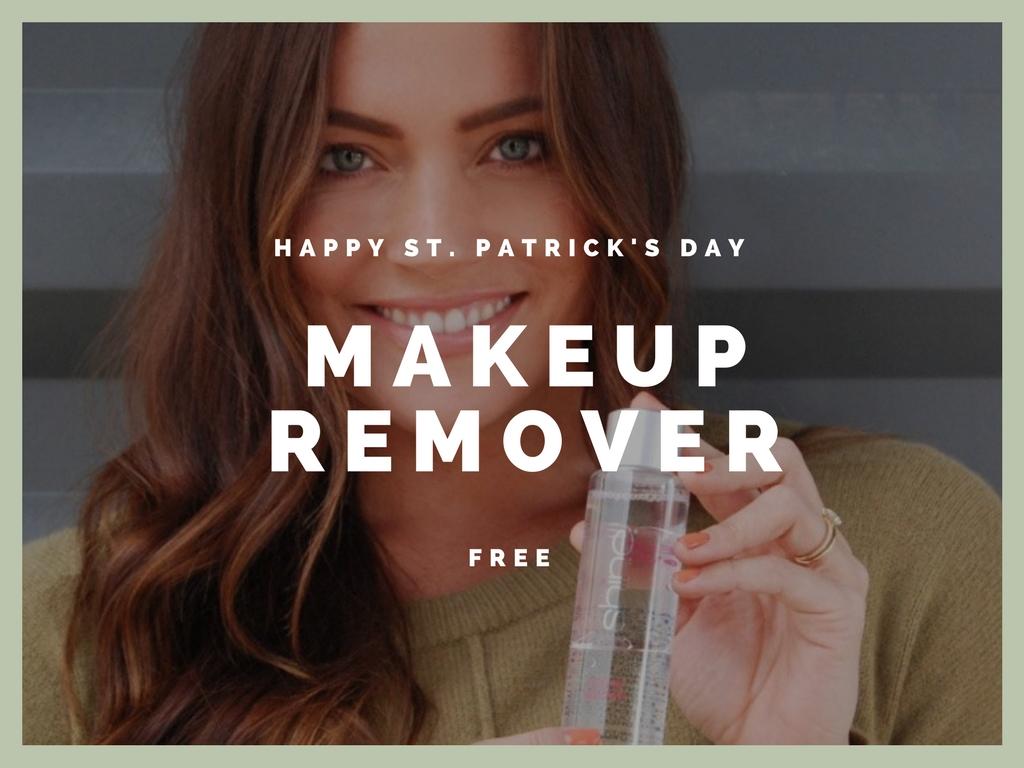 shine cosmetics Makeup Remover