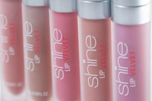 Shine Cosmetics LipVelvet