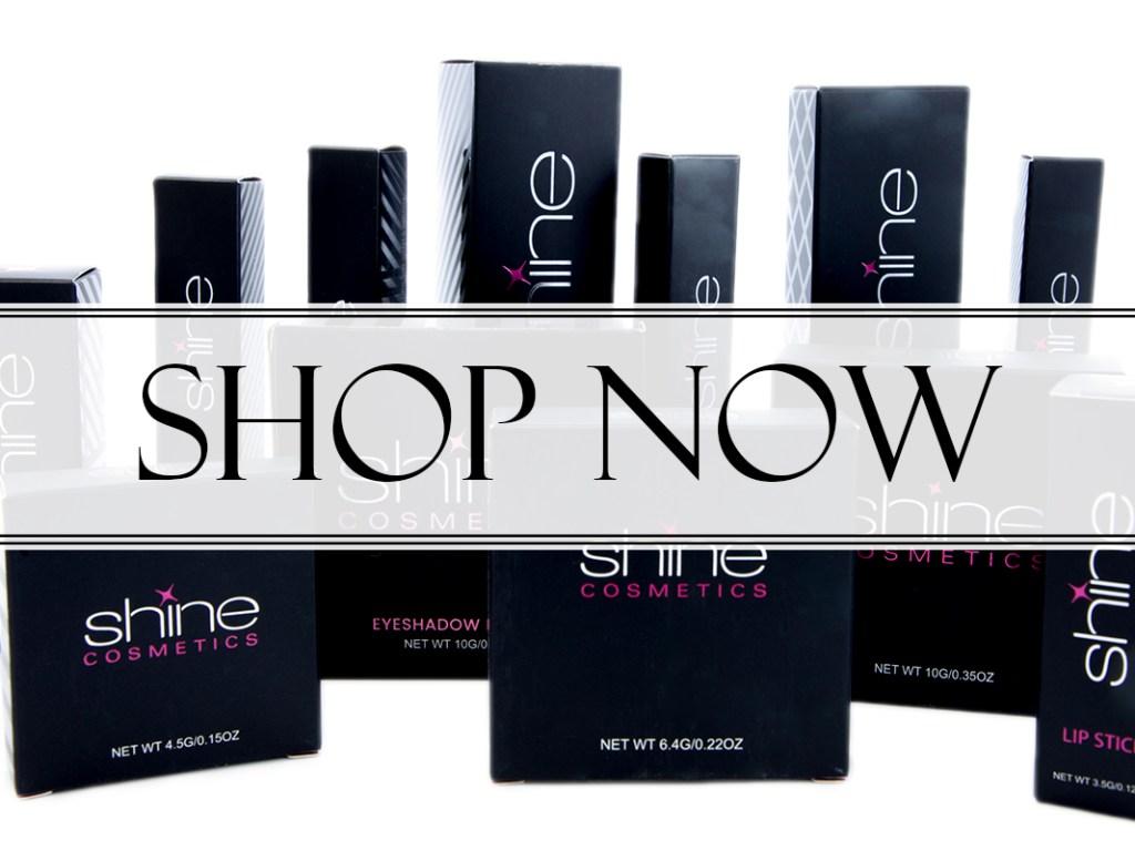 Shine Cosmetics Shop Now