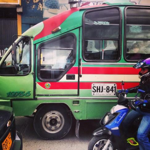 Deathtrap Bladerunner bus