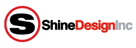 Shine Design - Logo and Brand Mark