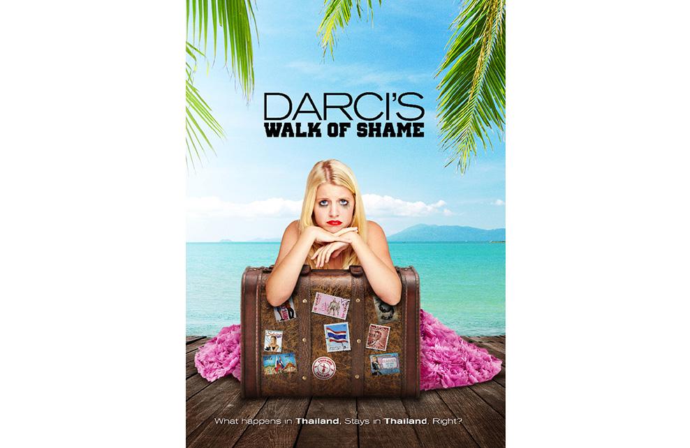Darci's Walk of Shame - Domestic Keyart