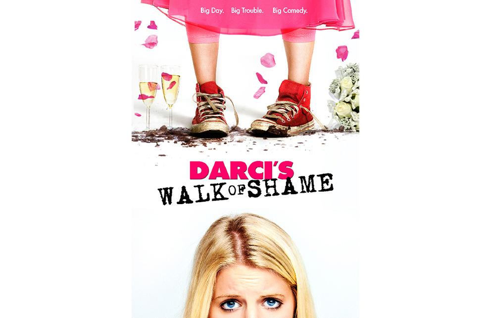 Darci's Walk of Shame - International Keyart