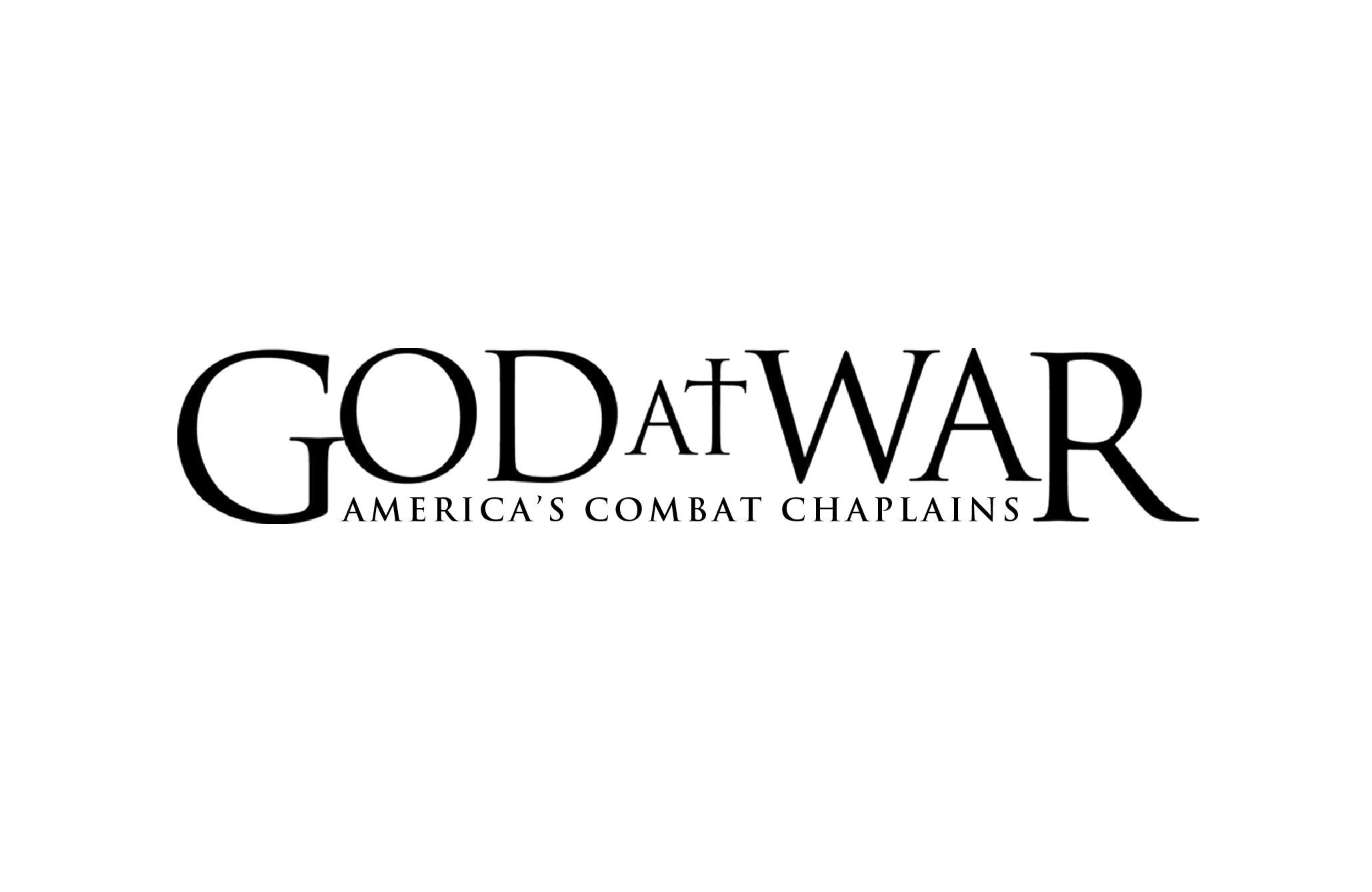 God At War Title Treatment
