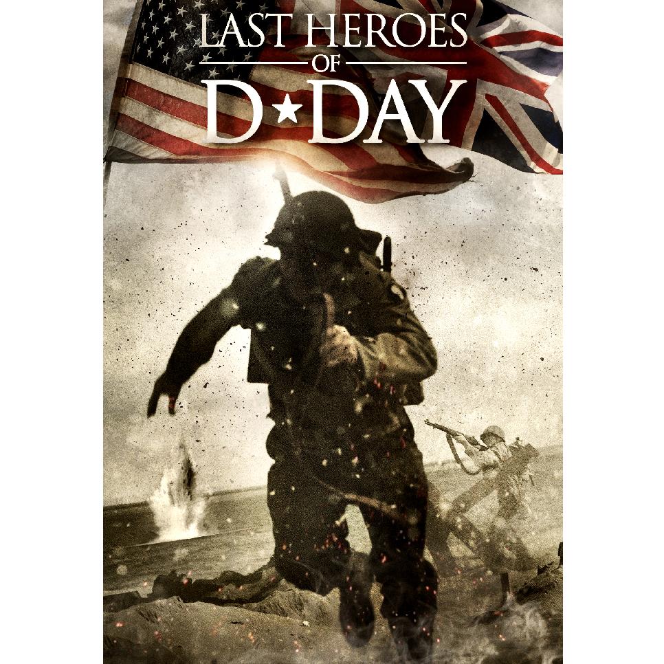 Last Heroes of D-Day Keyart