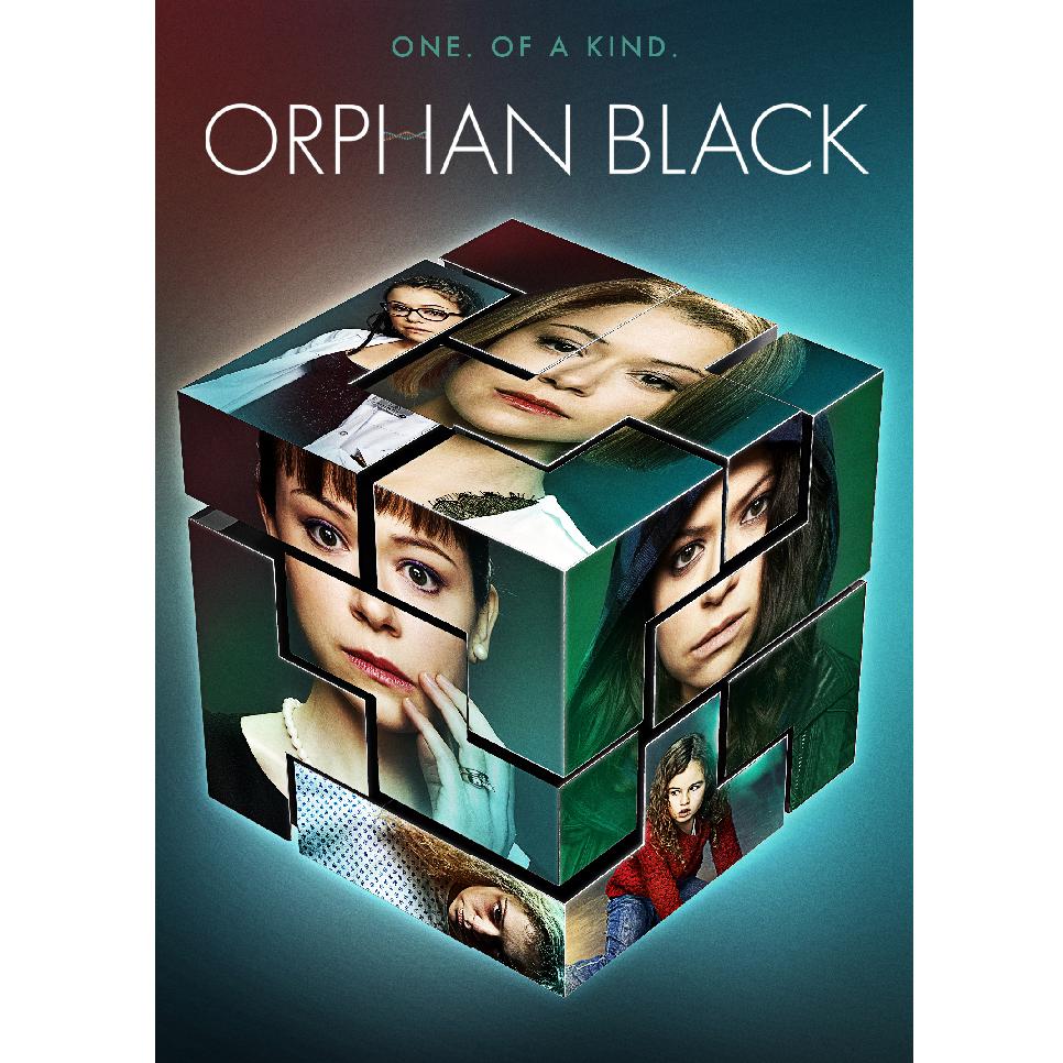 Orphan Black Season 2 Keyart