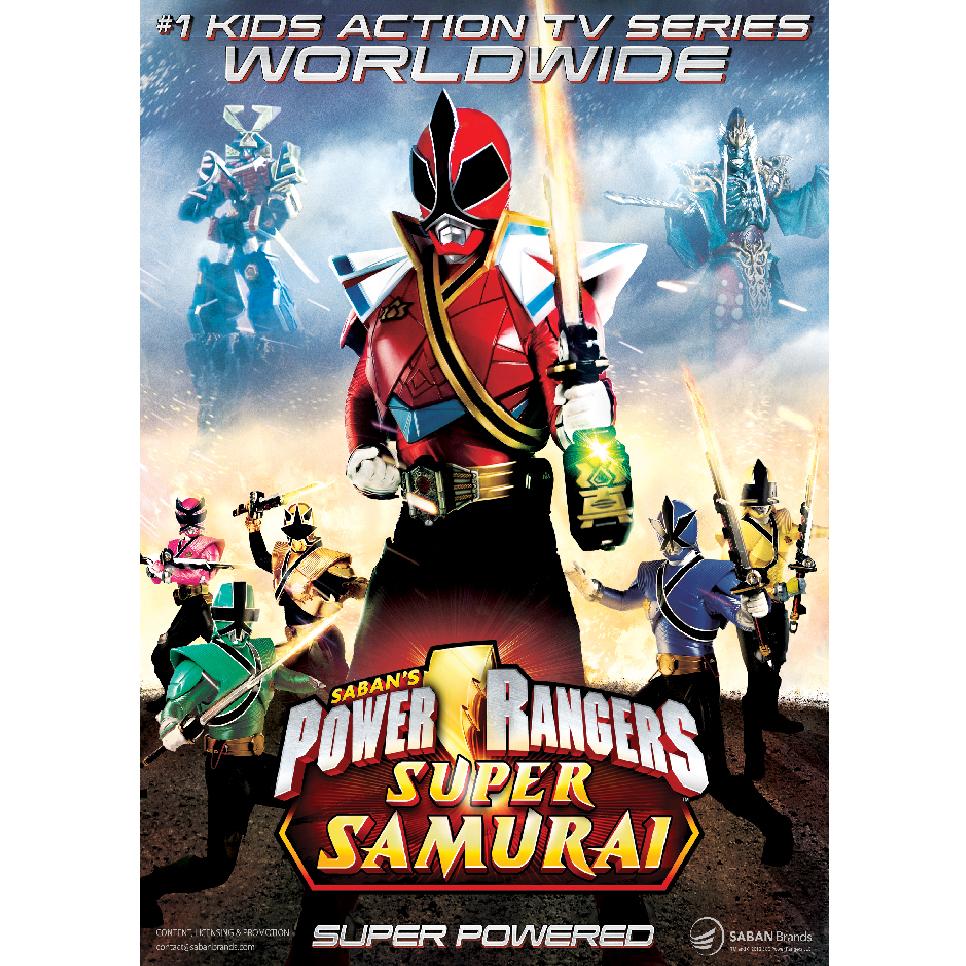 Power Rangers_ Keyart 1