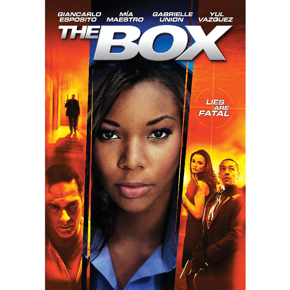 The Box Keyart