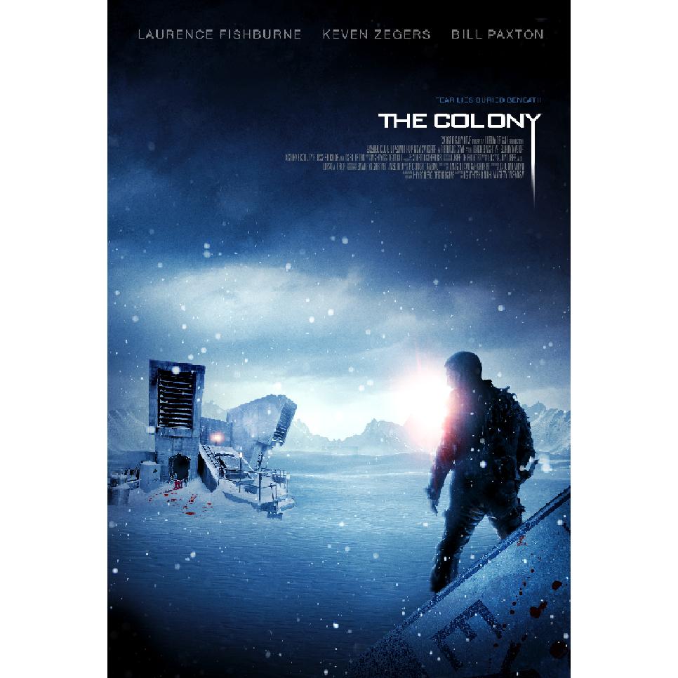 The Colony Keyart 1