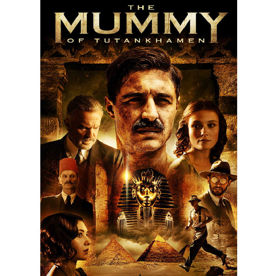 The Mummy Keyart