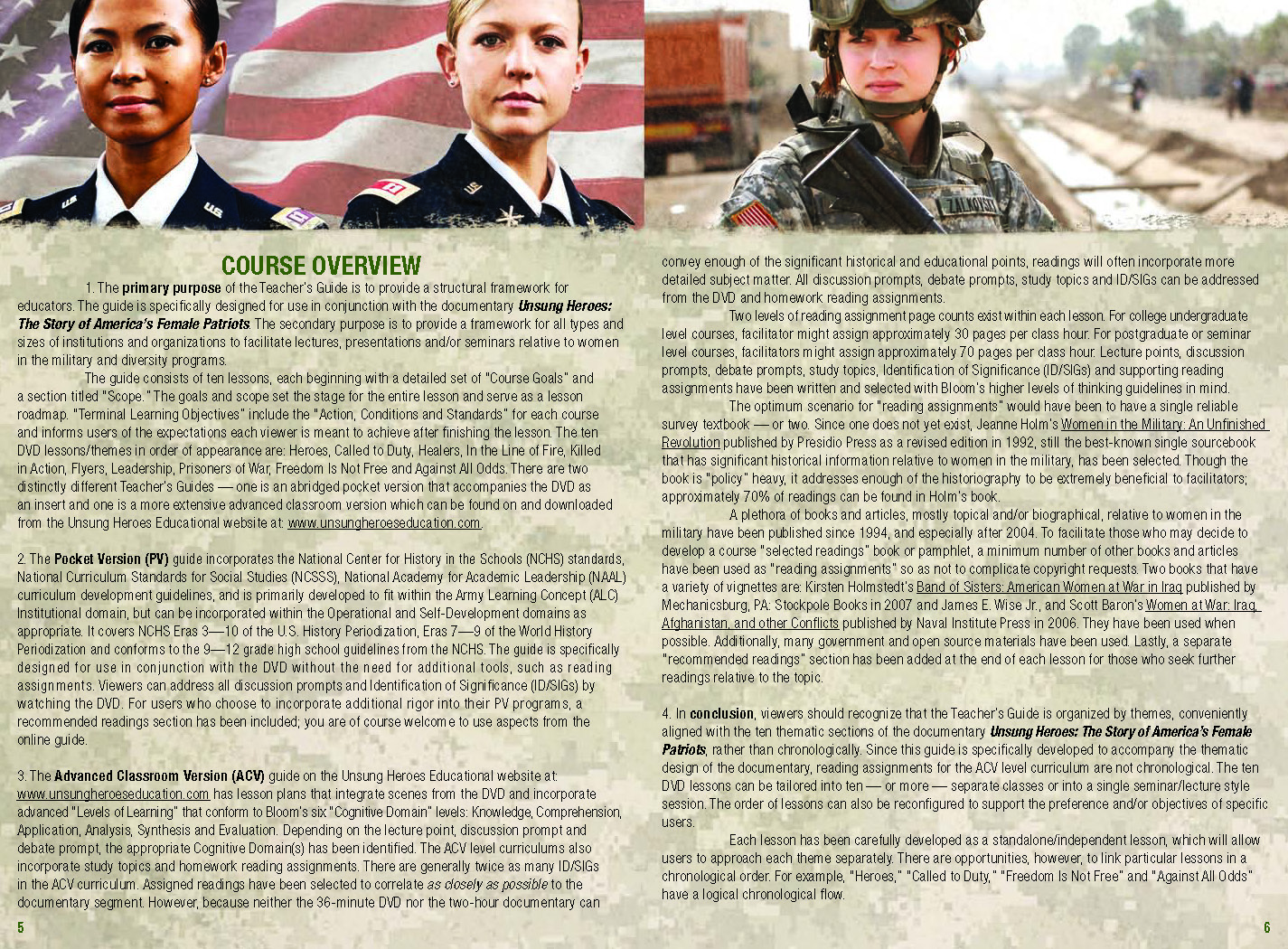 Unsung Heroes US Army Educational Booklet_Page_04