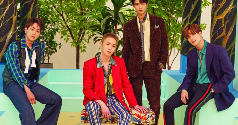 "SHINee: ""The Story of Light Epilogue"" & THE SHINING Fan Party"