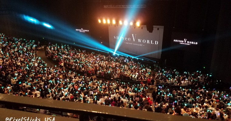 SHINee World V in Dallas: Admin FanAccount