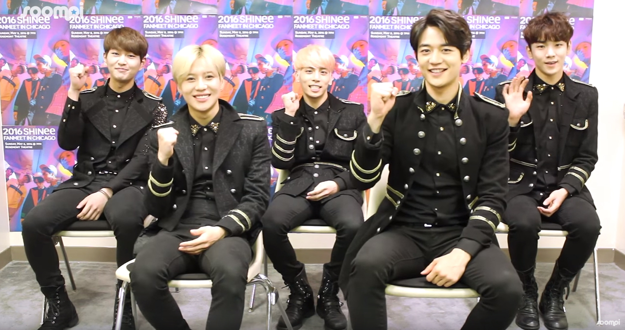 [Interview] Soompi – Fanmeet in Chicago