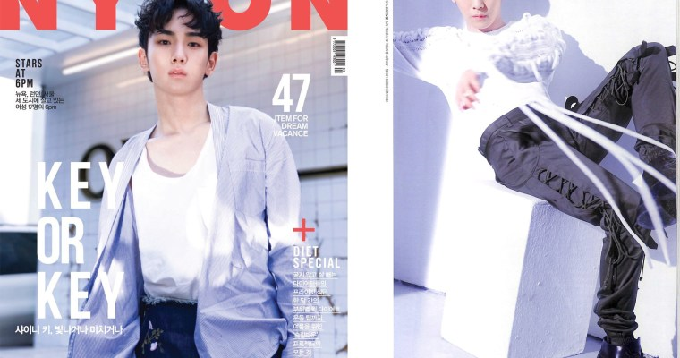[MAG] Key for Nylon 06.17
