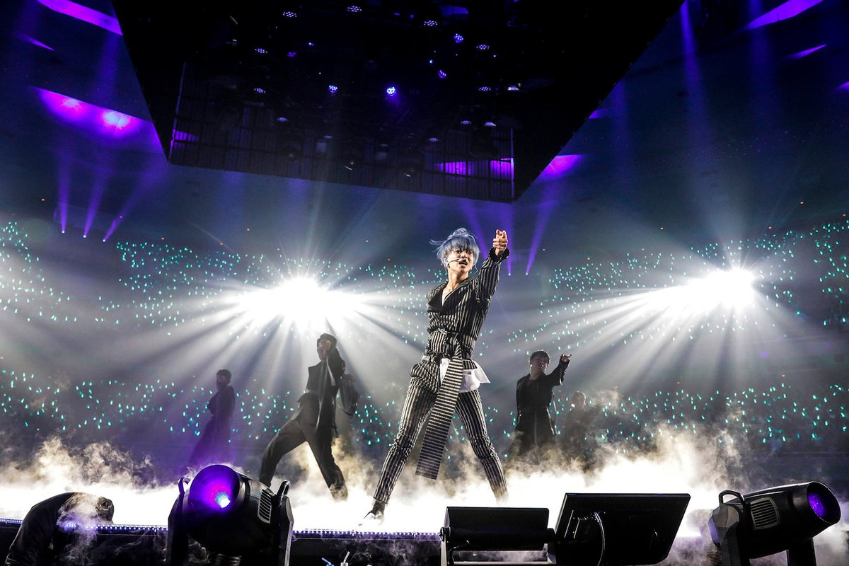 [Concert] Taemin: THE 1st STAGE at Budokan in Tokyo