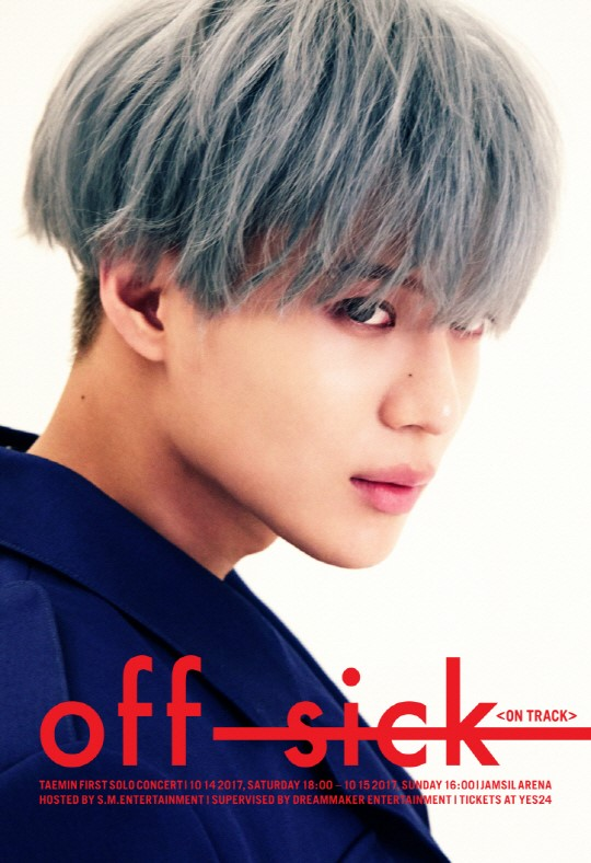 [Concert] Taemin: OFF-SICK < On Track > in Seoul