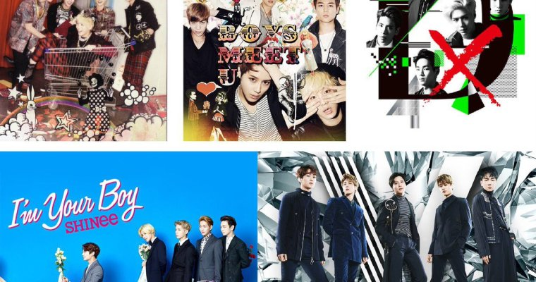SHINee Best Of The Best Playlist: Poll #3 (Japanese 2011-2017)