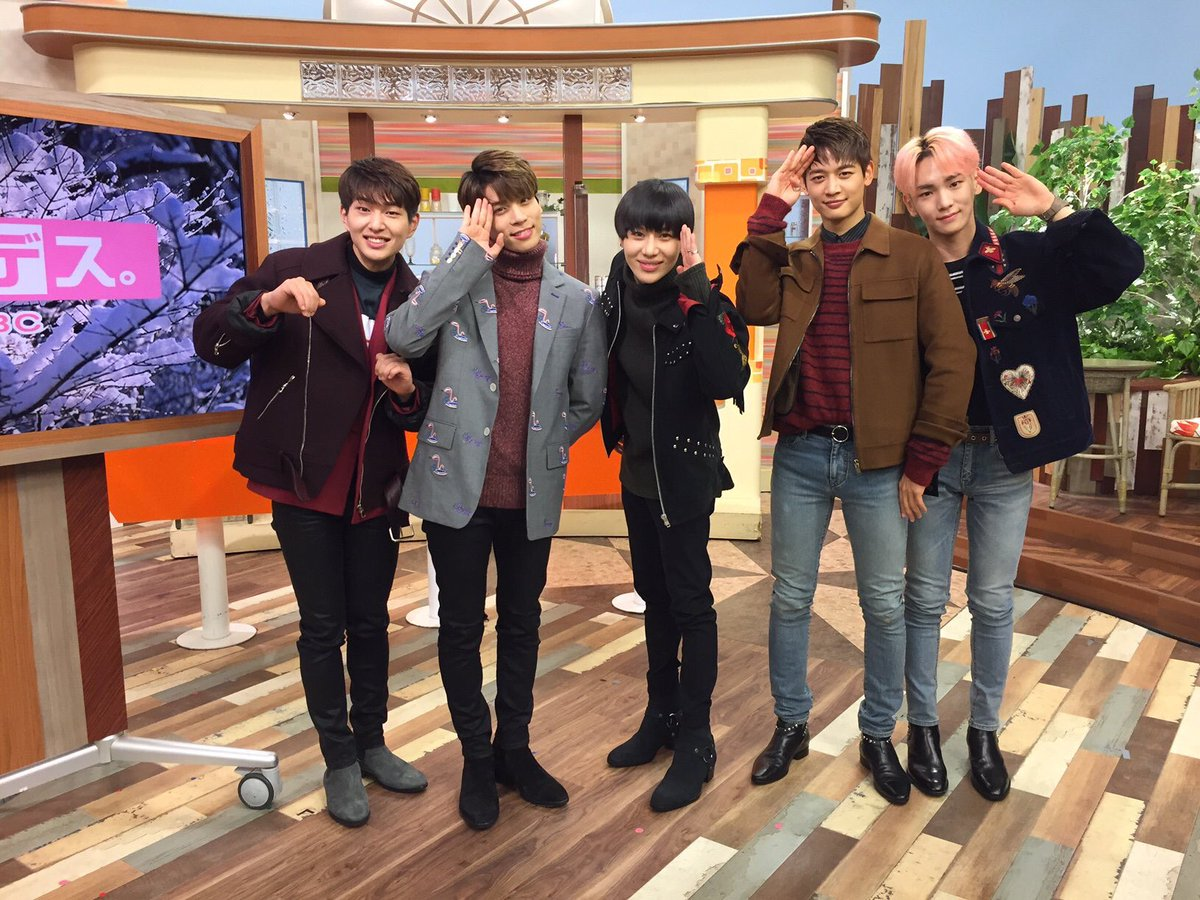 2018 SHINee Variety Shows