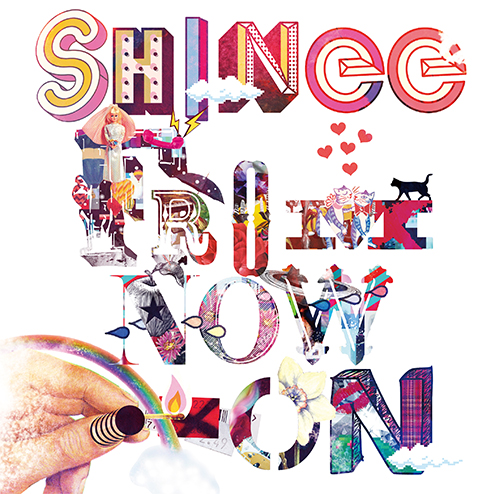 Image result for shinee from now on album tracklist