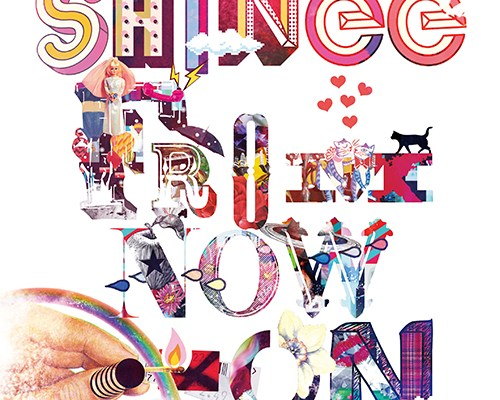 "SHINee: ""The Best ~FROM NOW ON~"" Album 4/18 Release~!"