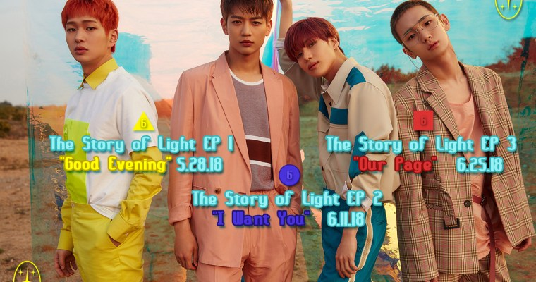 "SHINee 6th Album ""The Story of Light"" Purchase Guide"