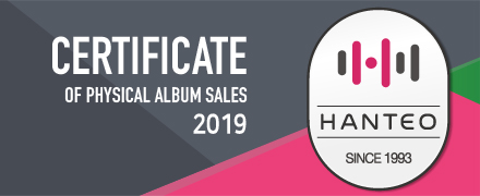 USA + HANTEO Chart Updates
