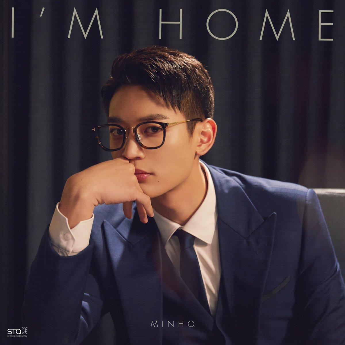 """MINHO: """"I'm Home"""" SM Station Release 3/28~!"""