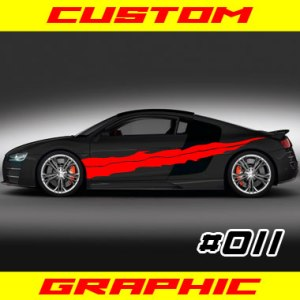 Vehicle Graphic 011