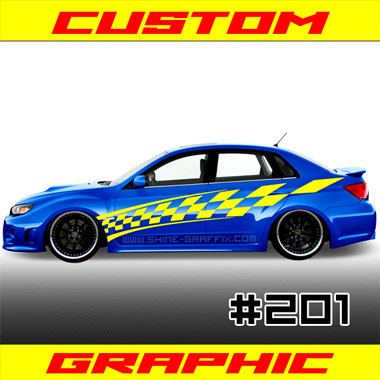 car graphics 201