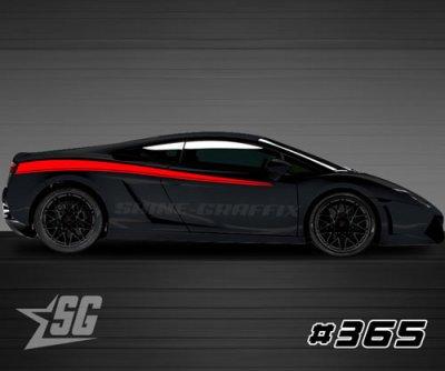 Lamborghini car graphics 365