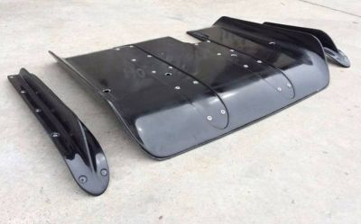 GTR Wide Full body kit R35 diffuser