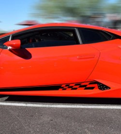 Lamborghini Huracan LP 610 LP 580 side graphics 415