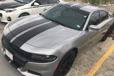 Charger-racing-stripes r/t daytona side