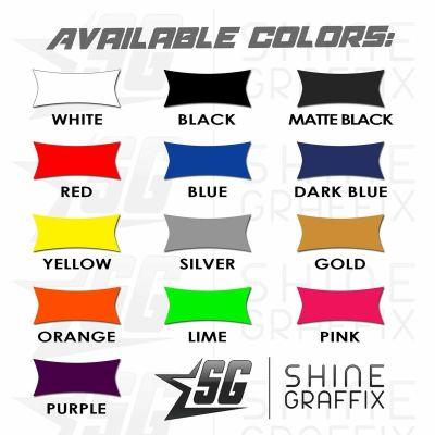 car wrap colors
