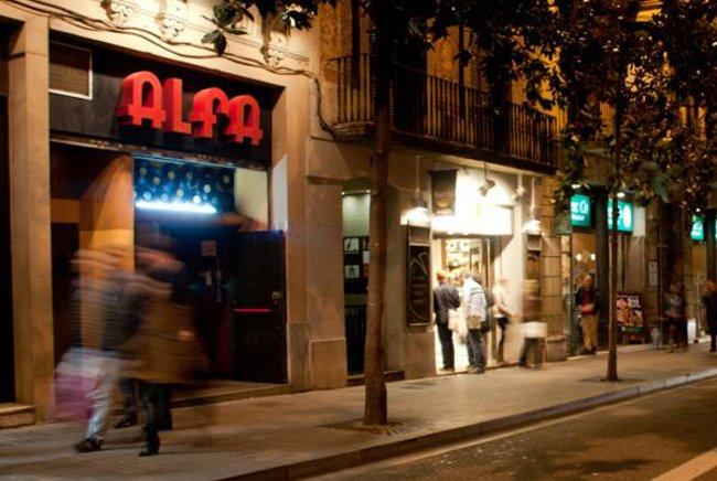 alfa bar open mic sessions barcelona