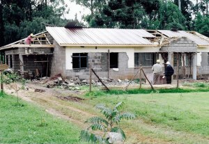 Remodeling a three bedroom house in Ngong Shinen Limited
