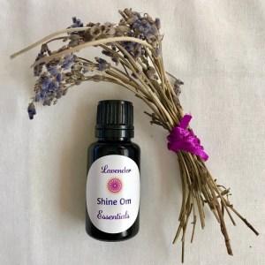 Shine Om offer Lavender Essential Oil