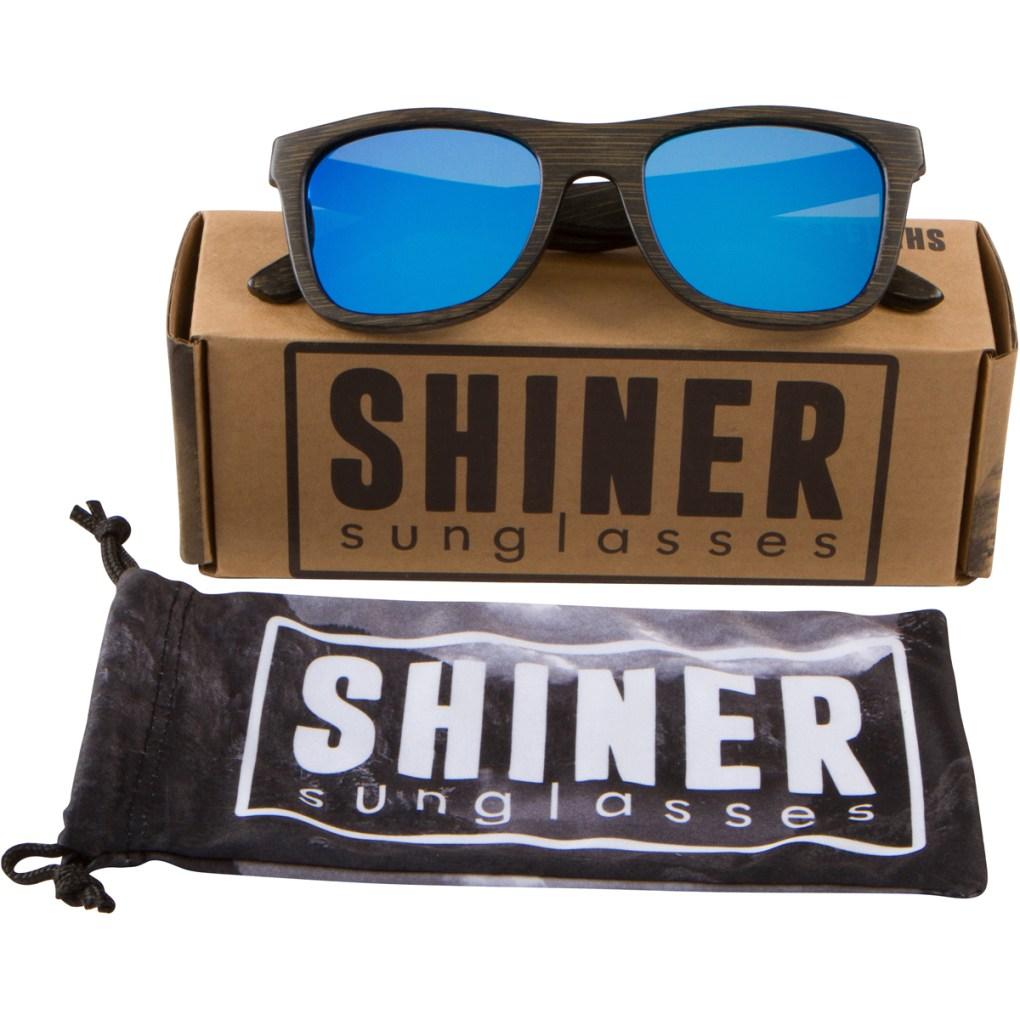 Polarized Wood Sunglasses