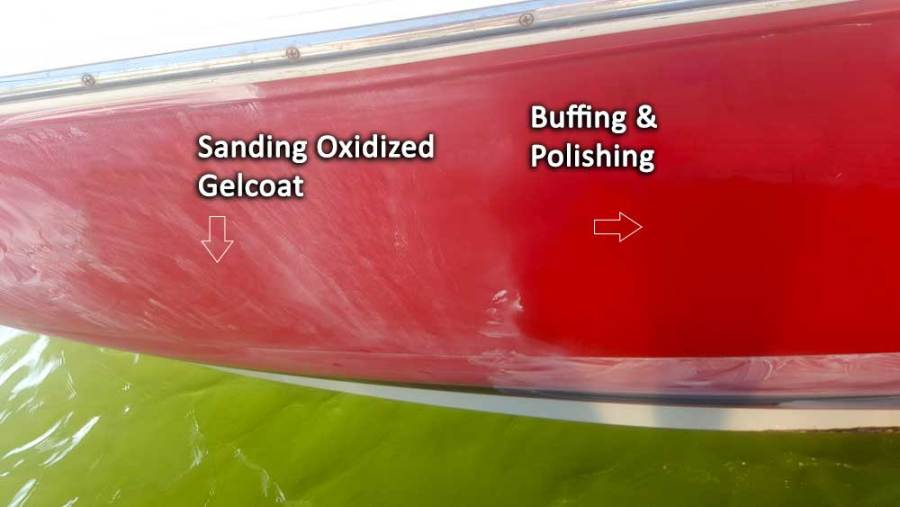 boat-cut-polish-boat-hull