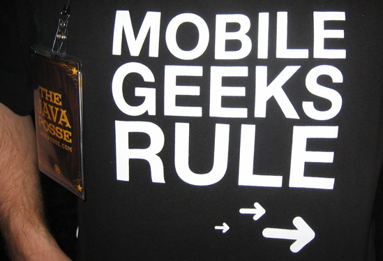 Mobile Geeks Rule
