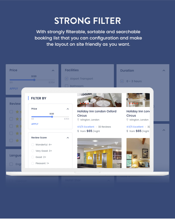 Travel Booking WordPress Theme - 24