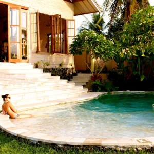 Yoga Retreat Bali Pool 1