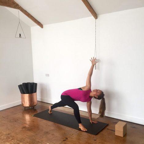 newquay yoga classes