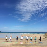 Yoga Classes in Newquay
