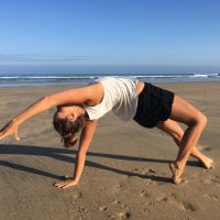 Wild Star Vinyasa Flow Yoga Sequence