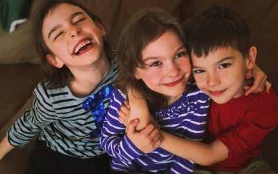 Hippotherapy Times Three: Triplets' Journey with Hippotherapy